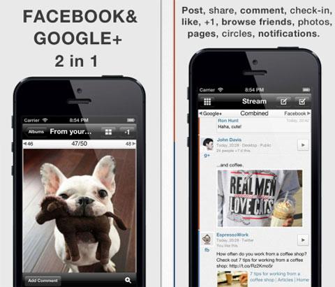 facebookgooglepluys
